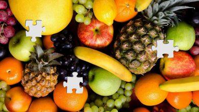 Rompecabezas de frutas foto 390x220 - Rompecabezas de frutas