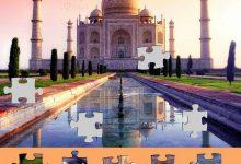 Taj Mahal puzzle 220x150 - Taj Mahal puzzle