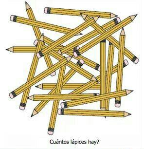 lapices - Cuántos lápices hay ahí